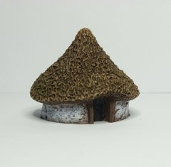 (6B016) Dark Age Roundhouses (pack of 3)