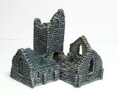 (6B021) Church Ruin