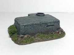 (6EW001) Observation Bunker with Tobruk