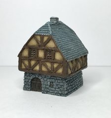 (6B029) Tiled Merchants House