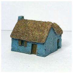 (6B031) Thatched Russian Hovel (pack of 2)