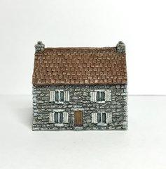 (6B027) Stone-Built House