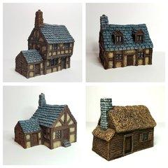 5 - Piece Village Set (10mm)