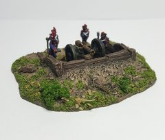 (10EW001) Timber lined Emplacement (30mm Insert)