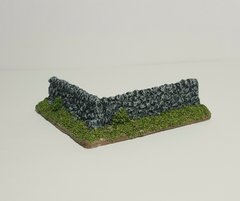 Stone Wall  Corner Sections (pack of 4)