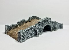 BB : (10S007) Battle Damaged Stone Bridge