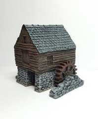 10mm Water Mill (ready painted)