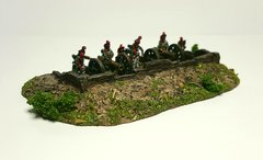 (10EW002) Timber lined Emplacement (60mm insert)