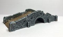 (10S007) Battle Damaged Stone Bridge