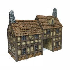 (10B022) Timber Framed Gatehouse