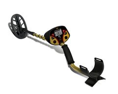 """Fisher F2 Metal Detector with 11"""" Elliptical Search Coil"""