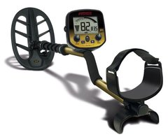 """Fisher Gold Bug DP Metal Detector with 11"""" Search Coil"""