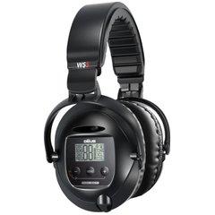 XP Deus WS5 Full Sized Wireless Headphones WS5