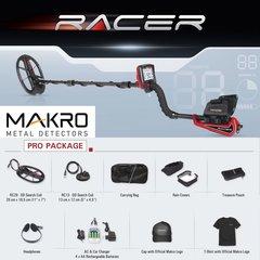 Makro Racer Metal Detector Pro Package