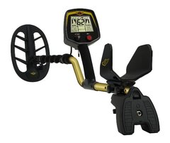 """Fisher F75 Metal Detector with 11"""" Elliptical Search Coil"""