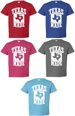 Toddler Shirts - 100% Texas Made Est. 1845