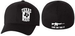 Hats - Flex Fit - Come and Take It - 100% Texas Made Est 1845