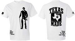 T-Shirts - Sam Houston - 100% Texas Made Est 1845