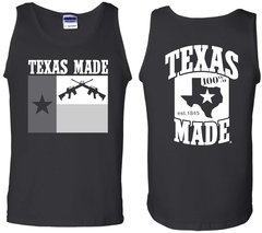 Men's Tanks - 100% Texas Made Est. 1845
