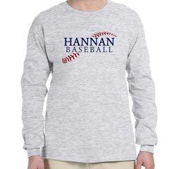 Hannan Baseball Long Sleeve