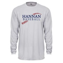 Hannan Baseball Badger Longsleeve