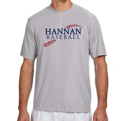 Hannan Baseball Short Sleeve a A-4 Dri-Fit