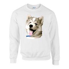 Pet Gildan Fleece Crew Sweatshirt