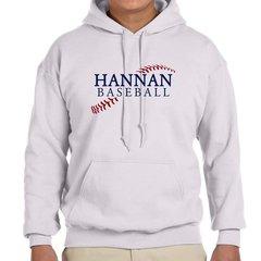 Hannan Baseball Hoodie