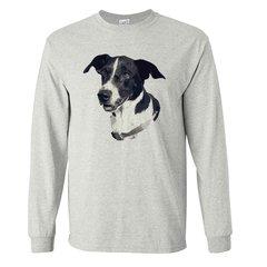 Pet Gildan Adult. Long-Sleeve T-Shirt