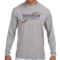 Hannan Baseball Long Sleeve A-4 Dri-Fit