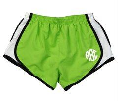 Boxercraft Gym Shorts with Monogram