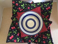 Microwaveable Bowl  - Cherry