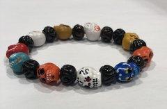 Sugar Skull Bracelet Handmade