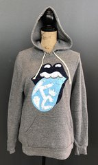 Rollin KC Unisex Gray Super Soft Hoodie