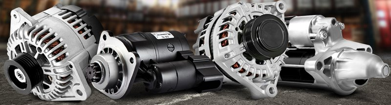 Starters & Alternators | SES - Seguin Equipment Services