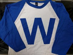 Chicago W Raglan 3/4 length sleeve