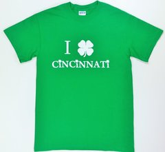 I Shamrock Cincinnati shirt