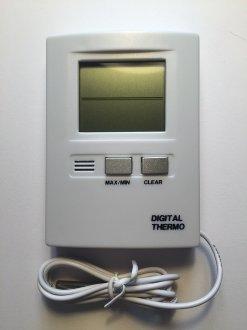 Indoor / Outdoor Digital Thermometer
