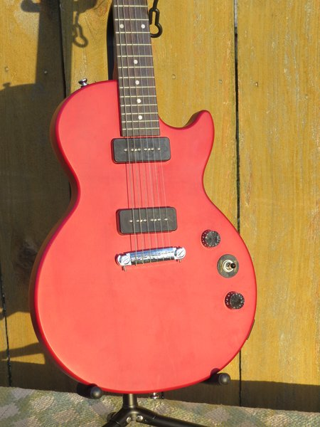 SOLD!! Epiphone Les Paul Special I, P90s and Hipshot Locking Tuners