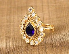 Tear Drop Ring