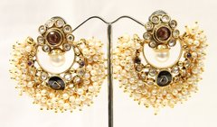 Pearl Clustered Chand Balis
