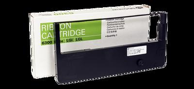 TallyGenicom 6300 Cartridge Ribbon, 4/Pack, 250M, 086043, NO LONGER AVAILABLE