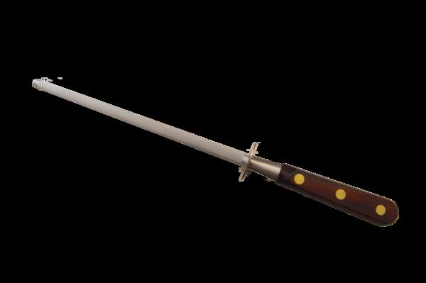 """Knife Sharpener - Round Steel 8"""" [Auvergne]"""