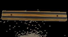 """Magnet Knife Bar 12"""" [Wood]"""