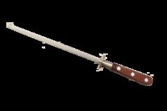 "Knife Sharpener - Round Steel 10"" [Elegance]"