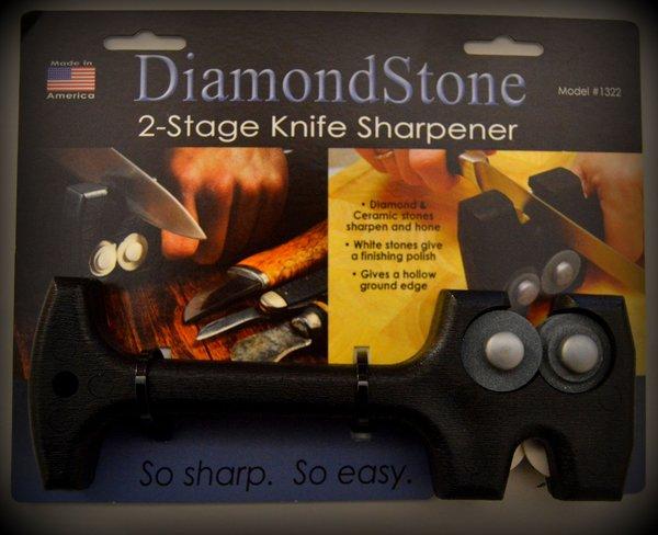 Knife Sharpener [Diamond Stone]