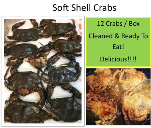 how to cook frozen soft shell crabs