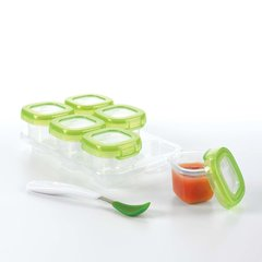 OXO TOT BABY BLOCKS FREEZER STORAGE CONTAINERS - 2 OZ