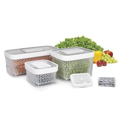OXO GREEN SAVER PRODUCE KEEPER 4.3 QT