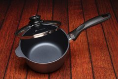 Nonstick Induction Sauce Pan w/ Lid - 2.2qt